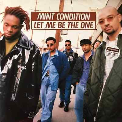 "MINT CONDITION ‎- Let Me Be The One (12"") (VG/G++)"