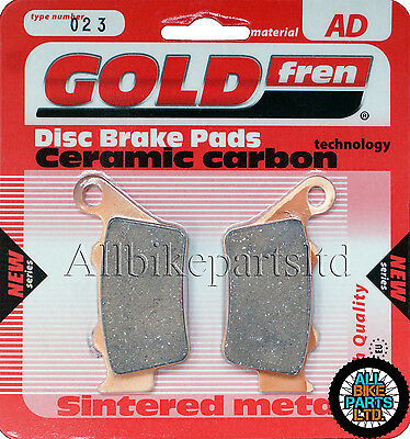 Husqvarna Tc 570 (2002-2004) Tc570 > Rear Brake Pads (Fast-Road) Sintered