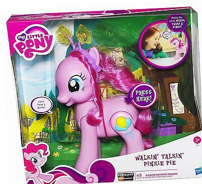 My Little Pony Walking Talking Pinkie Pie Play Pony
