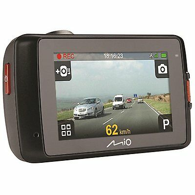 "Mio MiVue 638 Touch Full HD 1080p 2.7"" LCD Screen GPS HD Car Dash Cam Recorder"
