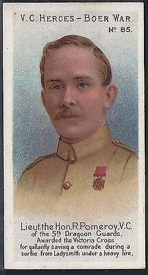 Taddy-Victoria Cross Heroes Vc V.c-#085- Quality Card!!!
