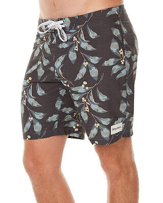 New Rhythm Men's Australiana Acacia Mens Boardshort Cotton Polyester