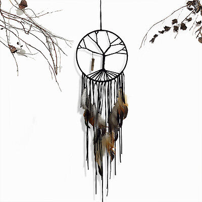 New Wind Chimes Yard Outdoor Living Garden Decor Gifts Dream Catcher