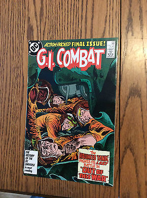 Gi Combat #288..last Issue-Very Fine...