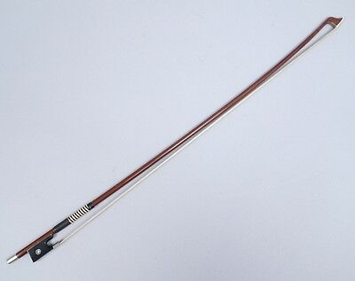 Estate Found Czechoslovakia 3/4 Violin Bow Mother of Pearl Inlay