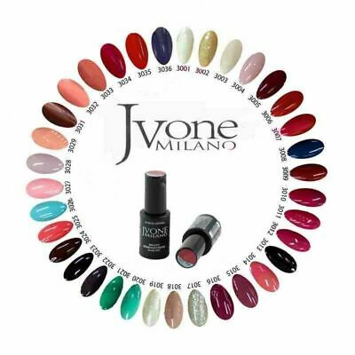Jvone Smalto Semipermanente Soak Off 5Ml Ricostruzione Unghie Smalti Nails