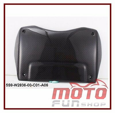 Yamaha BWX X 125 YW125 ZUMA 125 Carbon Fiber Chassis Protector Cover