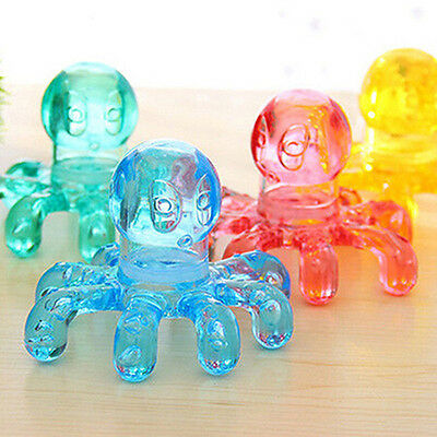 Mini Octopus Shape Personal Massager Muscle Relaxing Body Massage Tool Cheaply