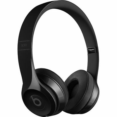 Nuovo Beats By Dr. Dre Solo3 Solo 3 Wireless Cuffie Nero Gloss Black
