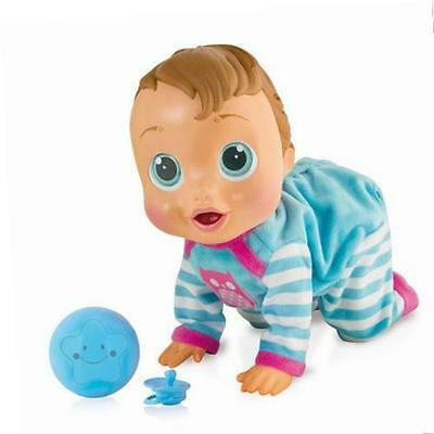 Baby Wow 94727 English Version The First Voice Activated Baby Doll