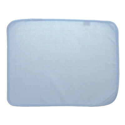 Baby Reusable Bamboo Diaper Nappy Changing Pad Waterproof Mat for Stroller Bed