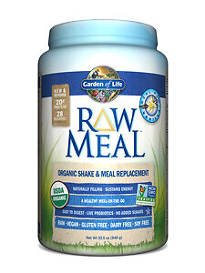 Garden of Life, RAW Organic Meal  Vanilla 2.5 lb