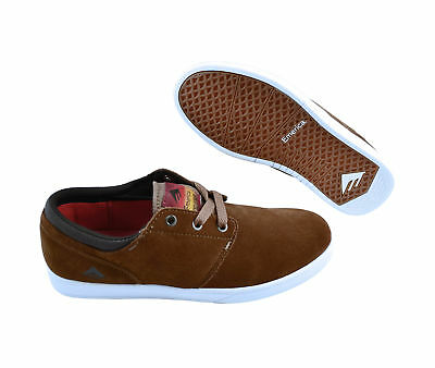 Emerica The Figueroa brown/white Skater Sneaker/Schuhe