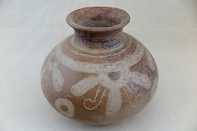 A MICHOACAN INCISED JAR. c. 200 BC - 200 AD