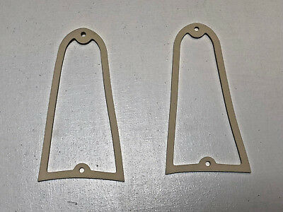 Ford Anglia 105E /123E Saloon rear indicator lens gasket (pair) lens to casting