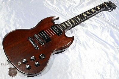 Used Gibson 2013 SG 50's Tribute PROTOTYPE  Heritage Cherry From JAPAN F/S