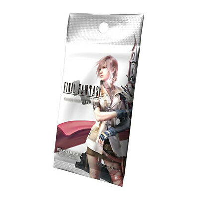 Final Fantasy Trading Card Game Opus 1 Booster Pack NEW