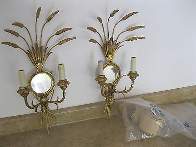 Antique french sconces