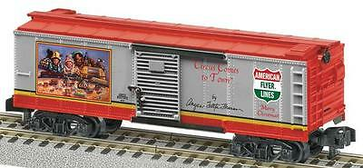 AF 6-48831 S Scale Angela Trotta Circus Comes to Town Boxcar