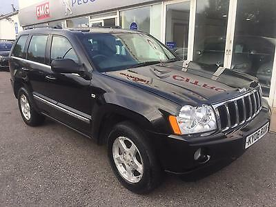 Jeep Grand Cherokee 3.0CRD V6 AUTO 4WD LIMITED