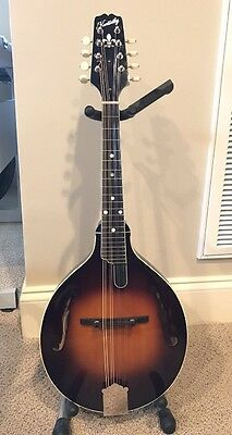 Kentucky KM-900 With Cumberland Acoustic Bridge (Can Be Converted To Lefty)