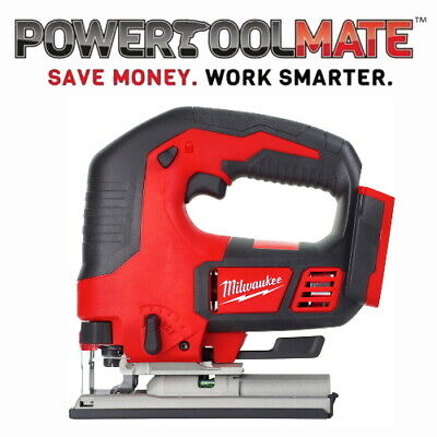 Milwaukee M18BJS-0 18v Heavy-Duty Top Handle Jigsaw *Body Only*