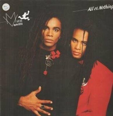 Milli Vanilli All or nothing (1988) [LP]