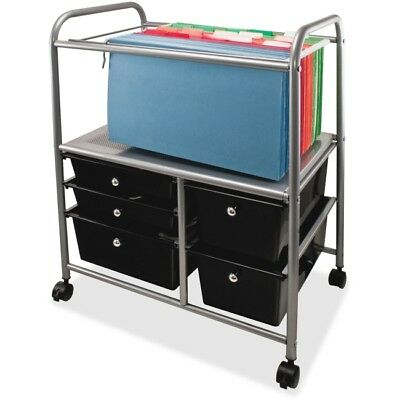 Advantus 5-Drawer Storage File Cart 34100