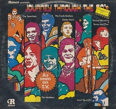 Journey through the 60's Searchers, Everly Brothers, Sonny and Cher... [LP]
