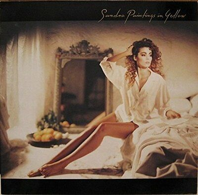 Sandra Paintings in yellow (1990) [LP]