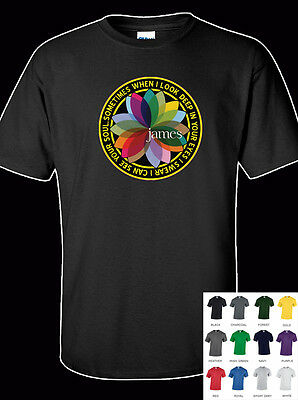 James Tim Booth Some Times 100% Ringspun Cotton T-Shirt - All Sizes & Colours