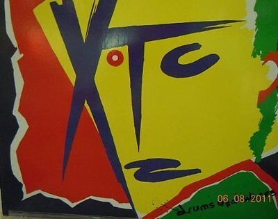 XTC Drums and wires (#virgin200917) [LP]