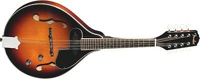 NEW - Fender FM-52E Acoustic/Electric Mandolin - SUNBURST - 095-5205-032