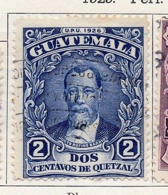 Guatemala 1929 Early Issue Fine Used 2c. 100952