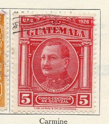 Guatemala 1929 Early Issue Fine Used 5c. 100955