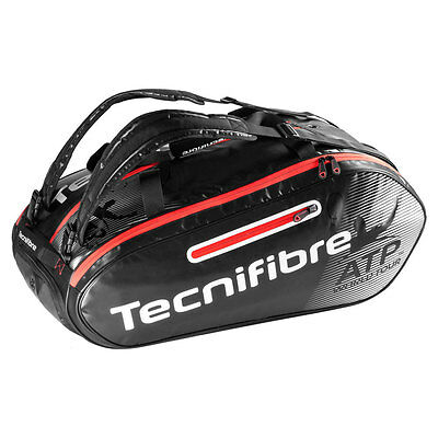 Endurance Pro ATP Monster 15 Pack Tennis Bag Black