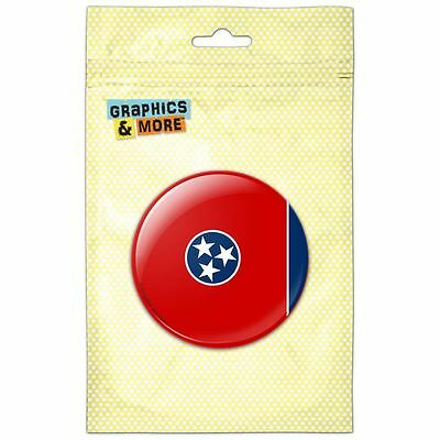 Tennessee State Flag Pinback Button Pin Badge