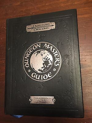 Dungeons and Dragons 3.5 Dungeon Master's Guide - Special Edition / Ultra-Rare