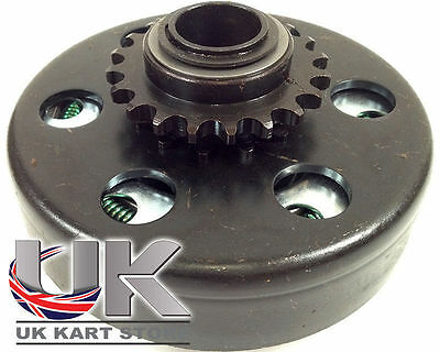 Max-Torque 20t 219 Pitch Embrayage Centrifuge Avec Plein Ressort UK KART STORE