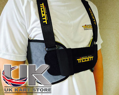 Tillett P1 Nervure Protection Système XS XS UK KART STORE