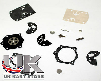 TKM WB19 K10 - WB Kit Complet UK KART STORE
