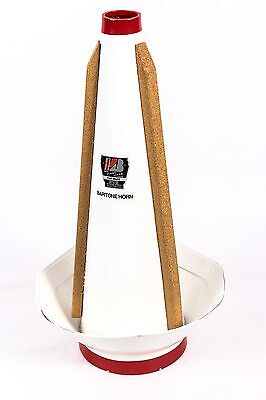 Humes & Berg 166 Stonelined Series Upright Bell Baritone Horn and Euphonium Cup