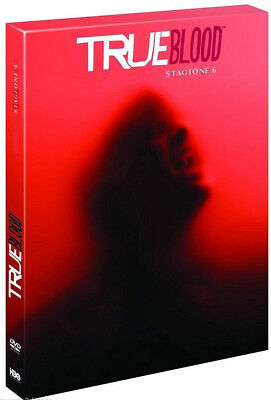 True Blood - La Sesta Stagione Completa (4 Dvd) Cofanetto Serie Tv Horror