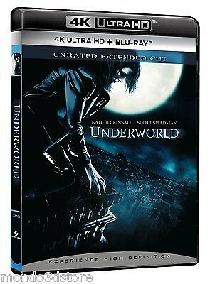 UNDERWORLD - Unrated Extended Cut (BLU-RAY 4K + BLU-RAY) DEFINIZIONE ULTRA HD