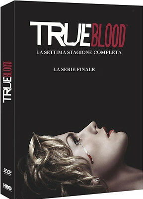 True Blood - La Settima Stagione Completa (4 Dvd) Cofanetto Serie Tv Horror