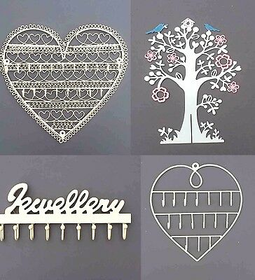 Jewellery Stand Tree Display Holder Necklaces Jewellery Hooks Choice of 4