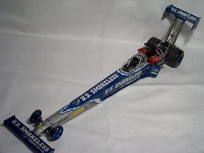 2009 Spencer Massey US Smokeless Tobacco Co. 1/24th NHRA Top Fuel Dragster