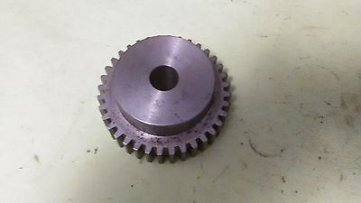 "Boston Gear (Altra) ND36A External Tooth Spur Gear pitch 12"" pressure angle 14.5"