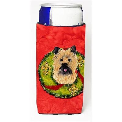Carolines Treasures Cairn Terrier Michelob Ultra bottle sleeves For Slim Cans