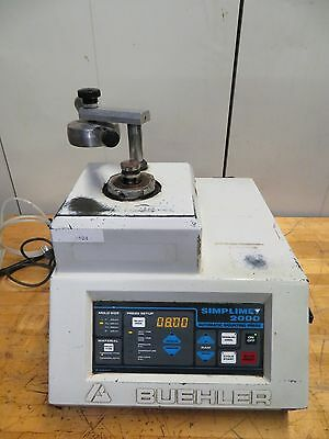 Buehler Simplimet 2000 Automatic Mounting Press 1 1/4""